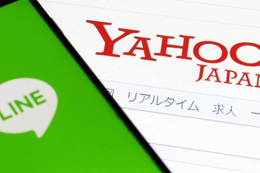 Yahoo Japan Line