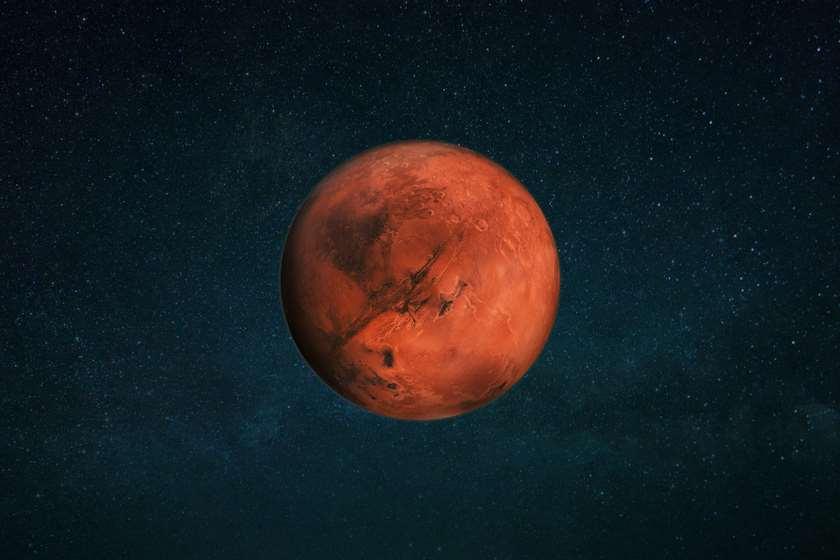 პლანეტა მარსი