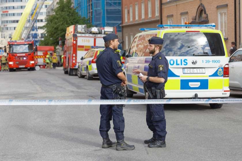 შვედეთი, პოლიცია