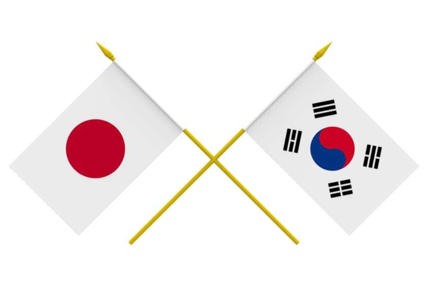 სამხრეთ კორეა იპონია