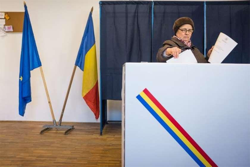 რუმინეთი არჩევნები