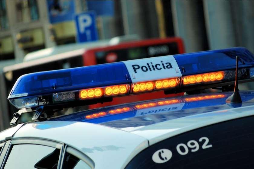 ესპანეთი პოლიცია