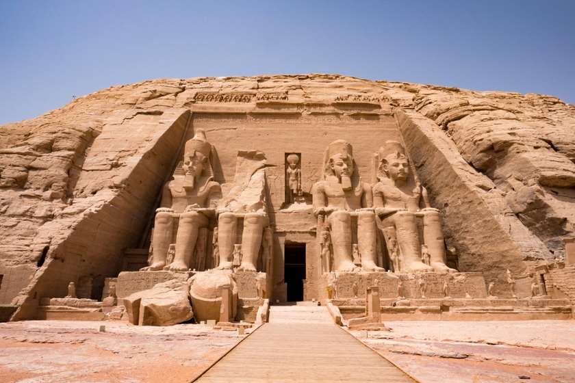 აბუ სიმბელი ეგვიპტე