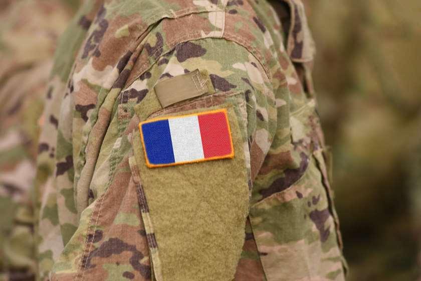 ფრანგი ჯარისკაცი