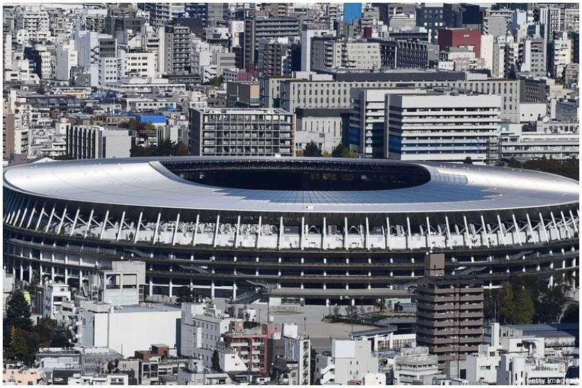 ტოკიო, ახალი ოლიმპიური სტადიონი