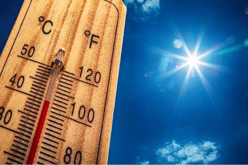 ცხელი ზაფხული