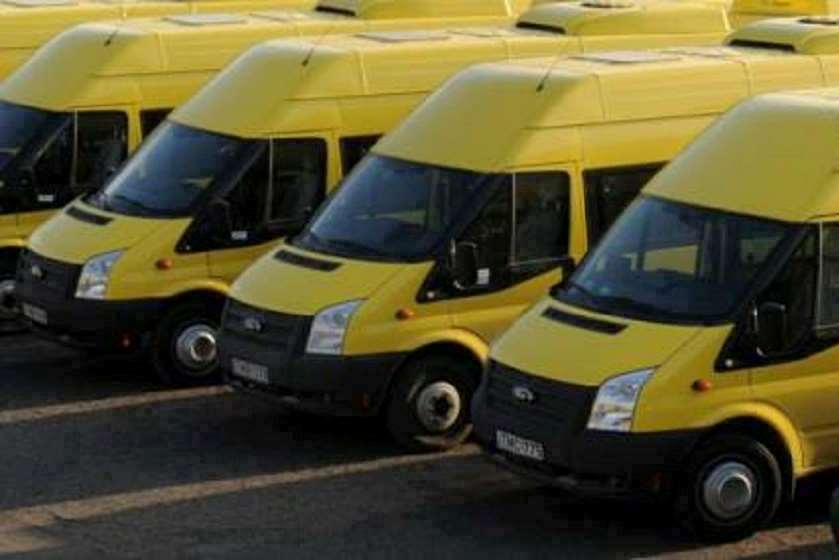 მიკროავტობუსები