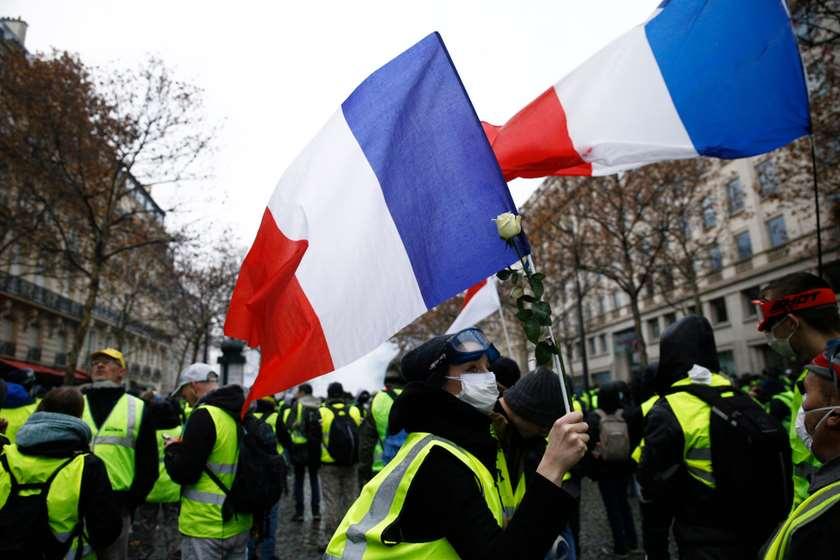 საფრანგეთი გაფიცვა