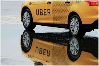 Uber ტაქსი
