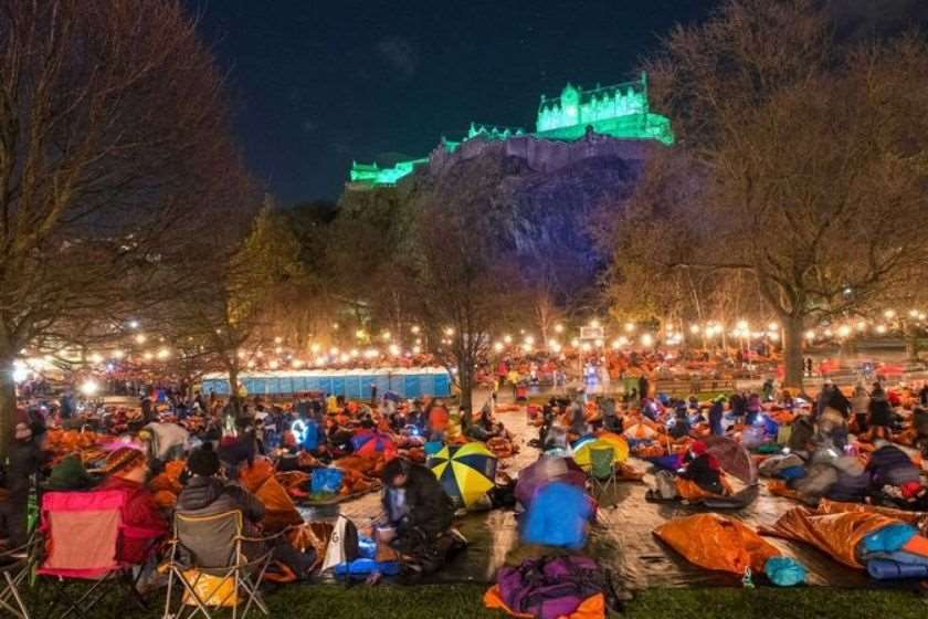 The Worlds Big Sleepout