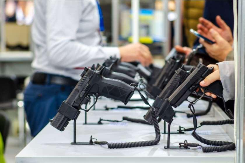 იარაღის გაყიდვა