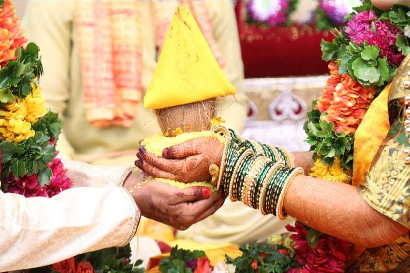 ინდოეთი ქორწილი