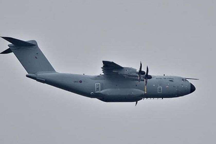 ჩილეს სამხედრო თვითმფრინავი