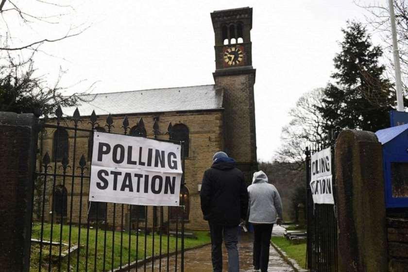 დიდი ბრიტანეთი არჩევნები