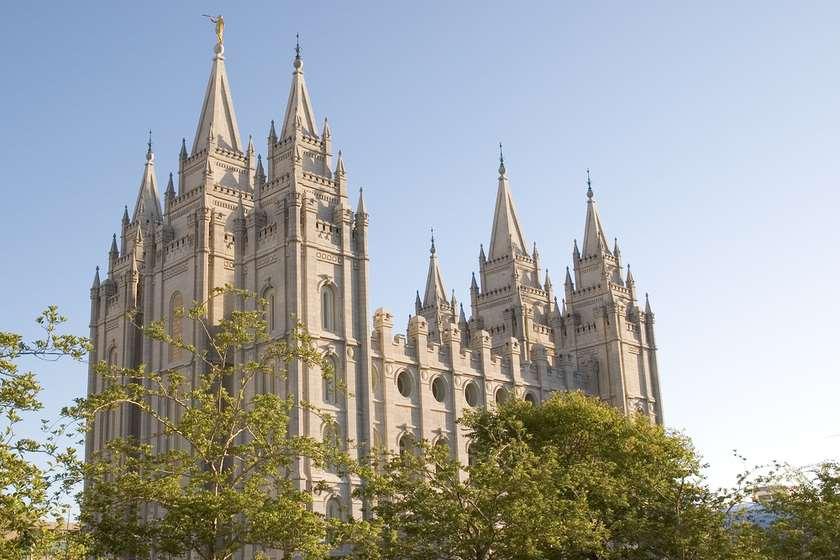 აშშ მორმონების ეკლესია