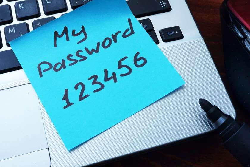 კიბერუსაფრთხოება პაროლი
