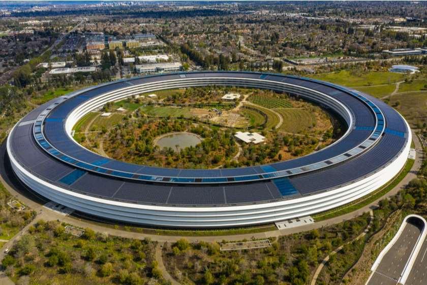 Apple ოფისი