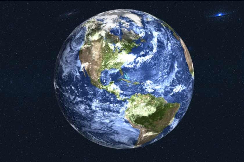 დედამიწა დედამიწის მოსახლეობა