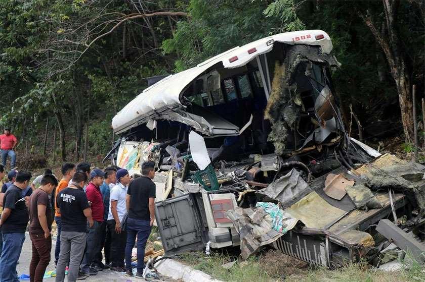 გვატემალა ავარია