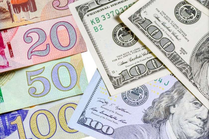 1 აშშ დოლარის ოფიციალური ღირებულება 3.40 ლარი გახდა, 1 ევრო კი - 4.01
