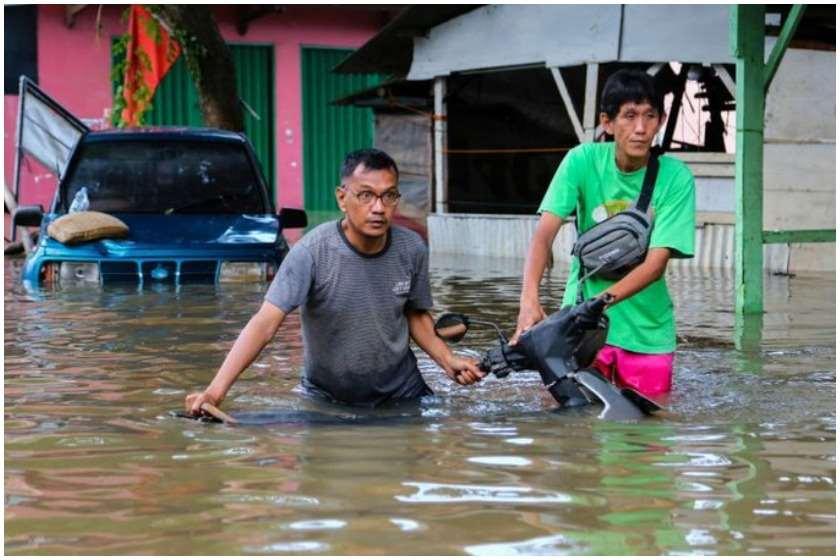 ინდონეზია წყალდიდობა