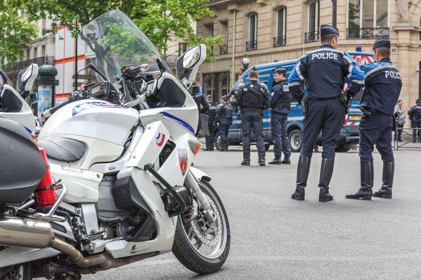 პოლიცია საფრანგეთი
