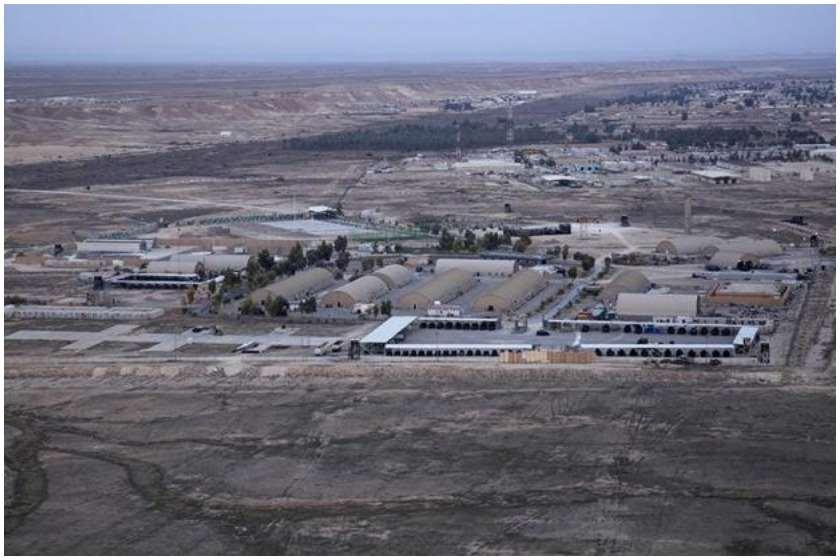 აშშ-ის სამხედრო ბაზა ერაყში