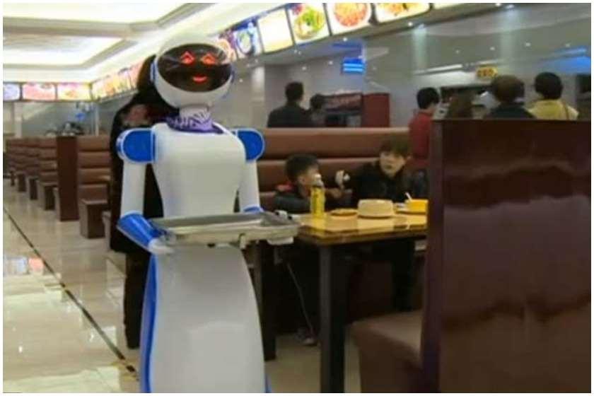 რობოტები