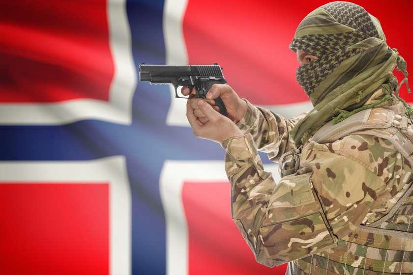 ნორვეგია ტერორისტი
