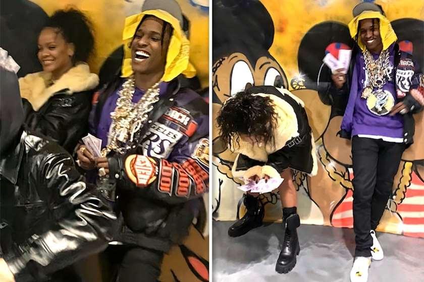რიანა A$AP Rocky
