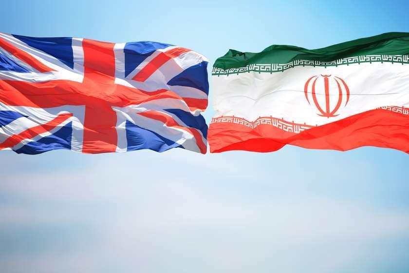 დიდი ბრიტანეთი ირანი