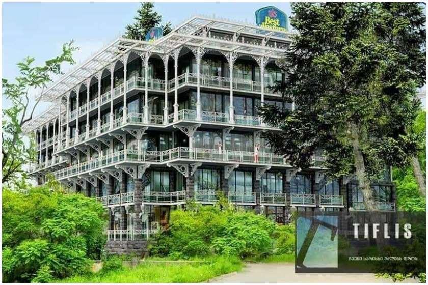 სასტუმრო ბუდაპეშტი