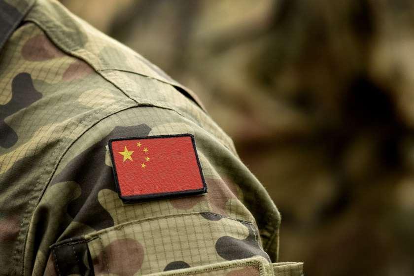 ჩინეთი ჯარი
