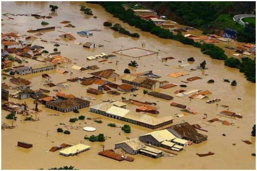 ბრაზილია წყალდიდობა