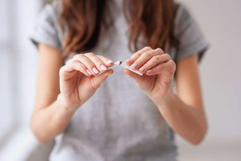 სიგარეტი მოწევა ფილტვები