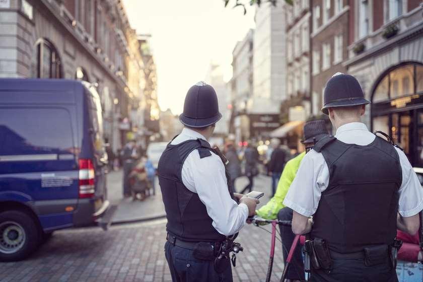 ბრიტანეთის პოლიცია