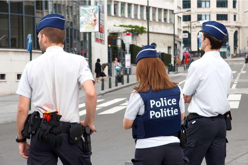ბელგია პოლიცია