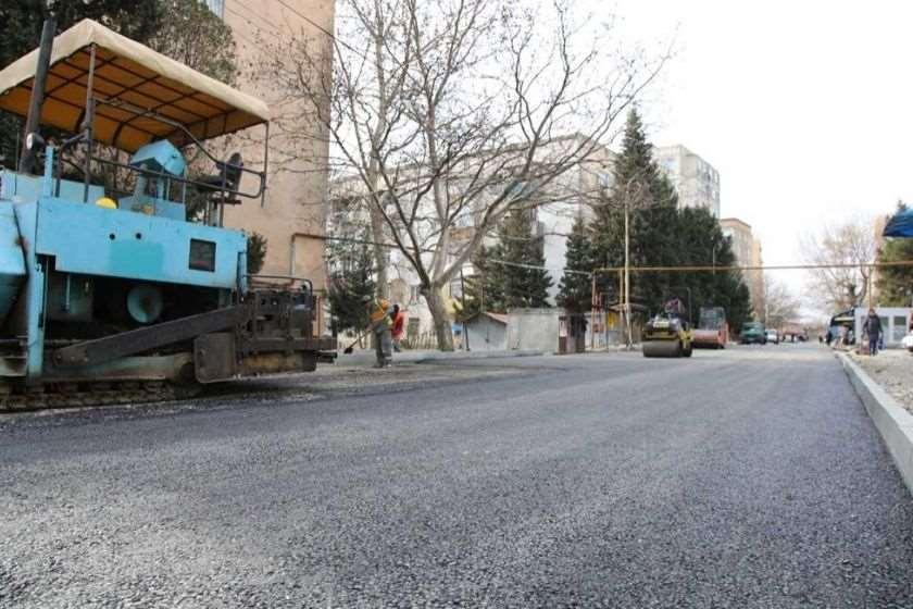 სტურუას ქუჩის რეაბილიტაცია