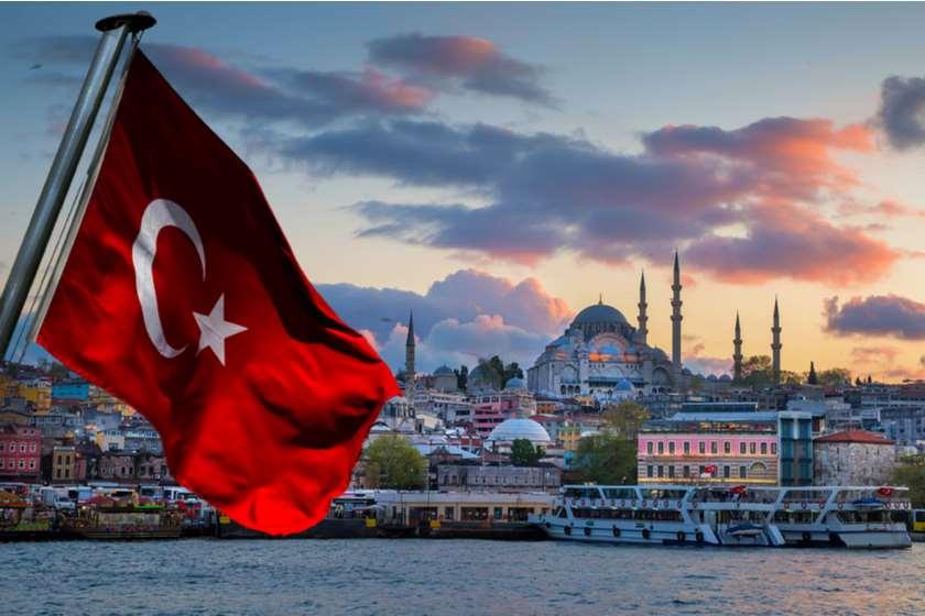 თურქეთის დროშა
