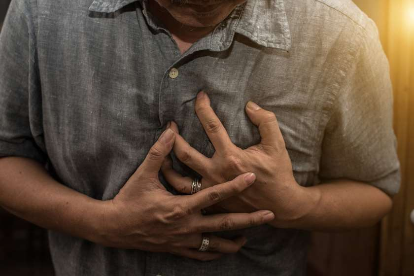 გულის შეტევა ინფარქტი