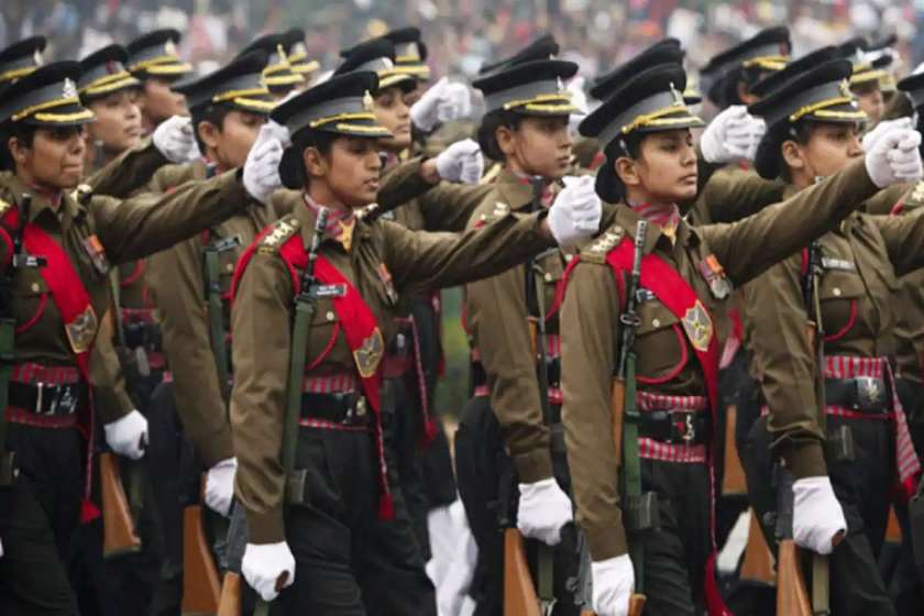 ინდოეთი ჯარი ქალები