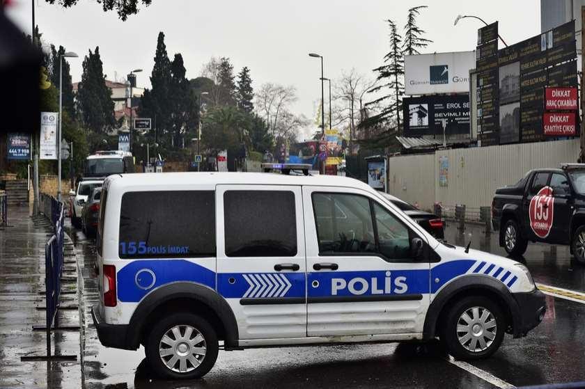 თურქეთი დაკავება