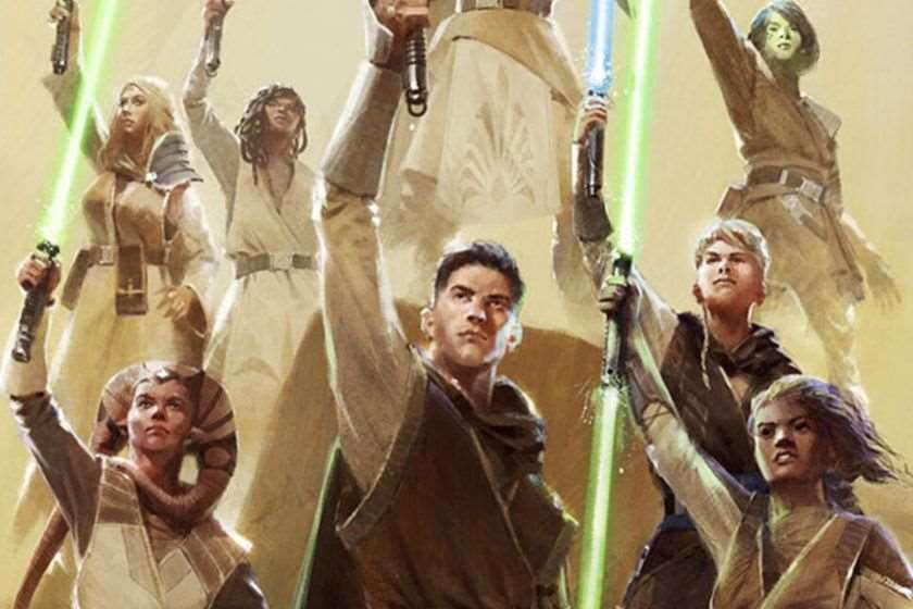 The High Republic ვარსკვლავური ომები