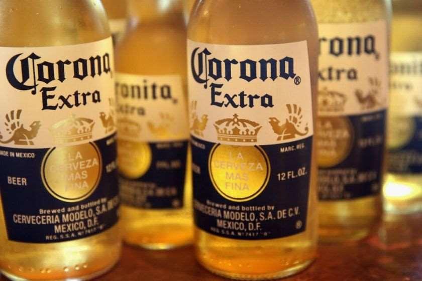 ლუდი Corona