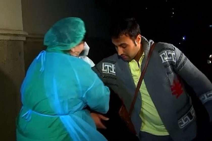 ირანელი პაციენტი კორონავირუსი