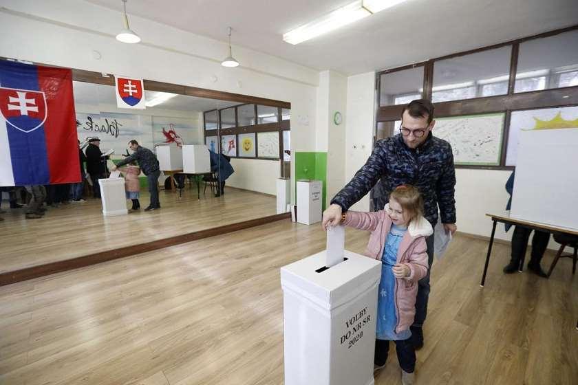სლოვაკეთი არჩევნები