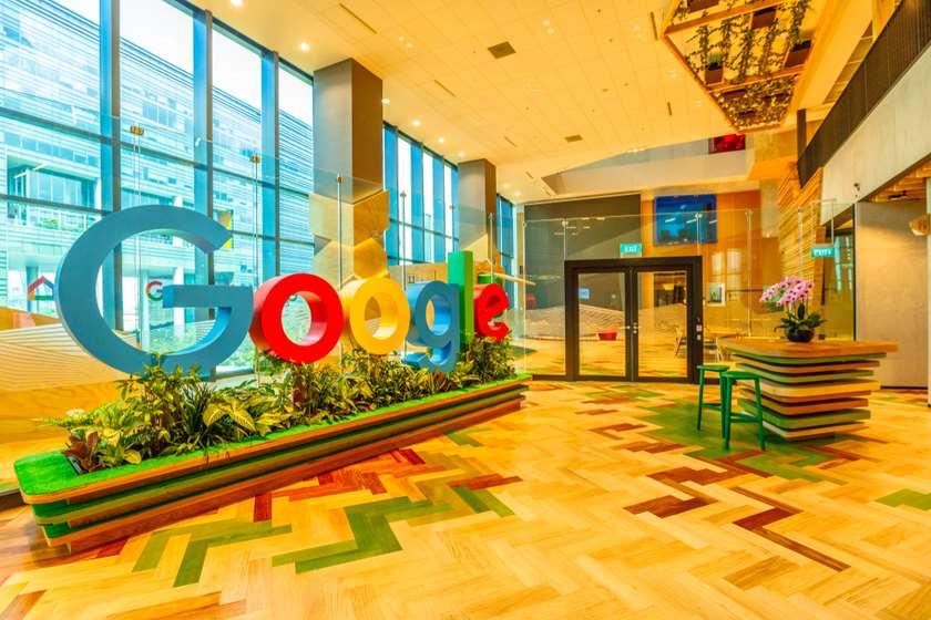 Google-ის ოფისი