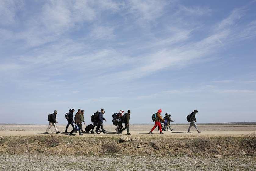 სირიელი მიგრანტები თურქეთში