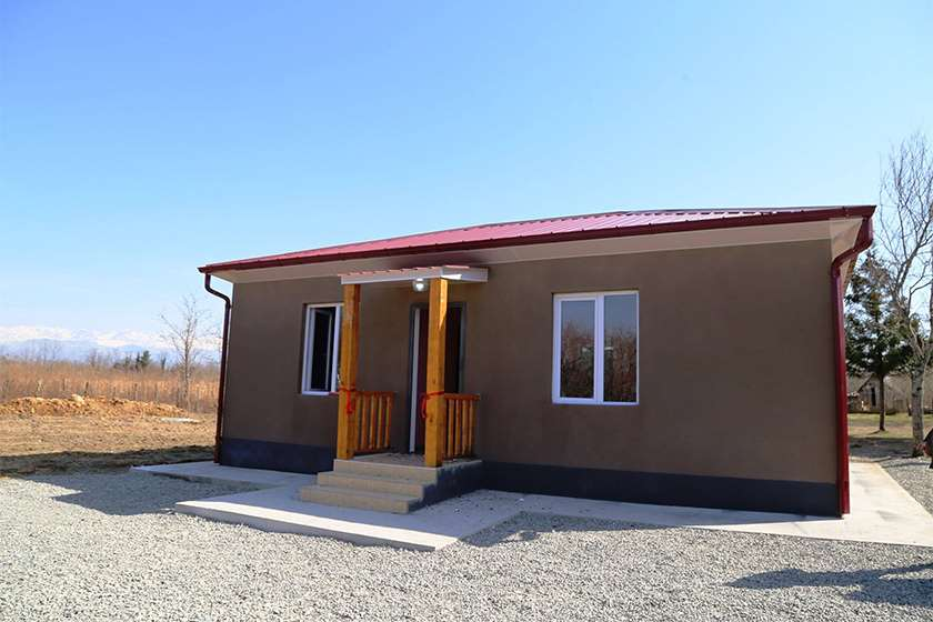 ახალი სახლი