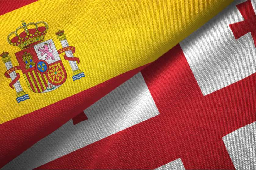 საქართველო ესპანეთი